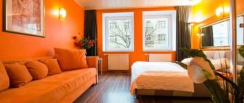 Apartment Zentrum Prater Donau