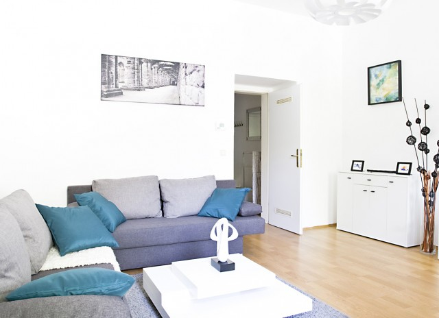 Apartment Zentrum Prater Donau  2